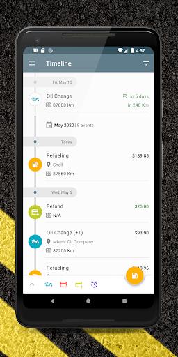 Carango - Car Management and Fuel Log  screenshots 3