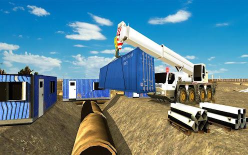 Utility construction machines 1.3.0 screenshots 5