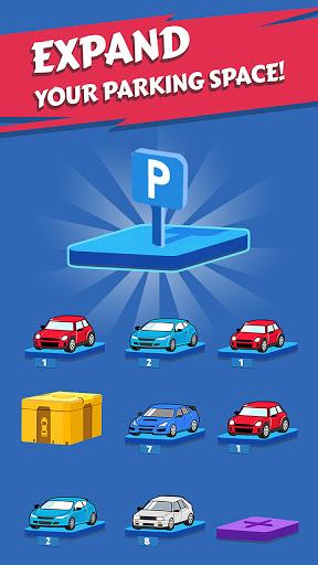 Merge Car game free idle tycoon 1.1.61 screenshots 15