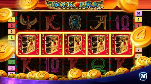 Book of Rau2122 Deluxe Slot screenshots 1