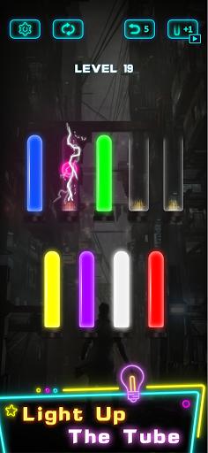 Light Sort Puzzle 1.4.1 screenshots 3
