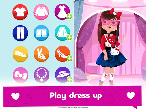 Hello Kitty Fashion Star 2.4 Screenshots 18