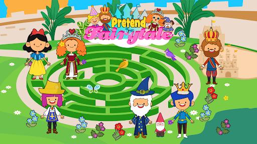My Pretend Fairytale Land - My Royal Family Game screenshots 6