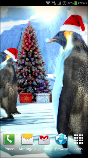 Christmas Edition: Penguins 3D For PC Windows (7, 8, 10, 10X) & Mac Computer Image Number- 6