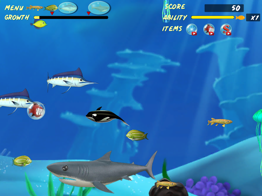 Let Me Eat : Big fish eat small  screenshots 23