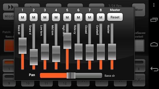 Electrum Drum Machine/Sampler 2