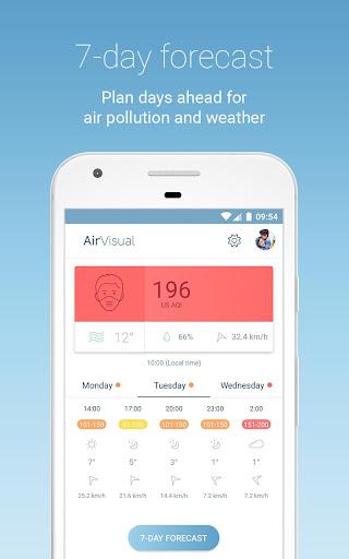 Air Quality | AirVisual  Screenshots 15