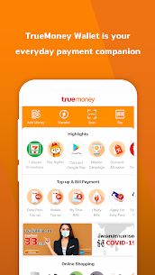 TrueMoney Wallet  Apps For Pc Download (Windows 7/8/10 And Mac) 1