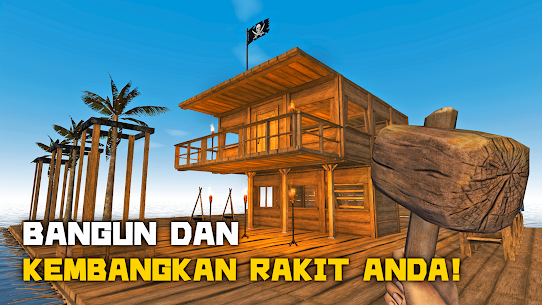 Survival and Craft: Crafting In The Ocean MOD APK 1