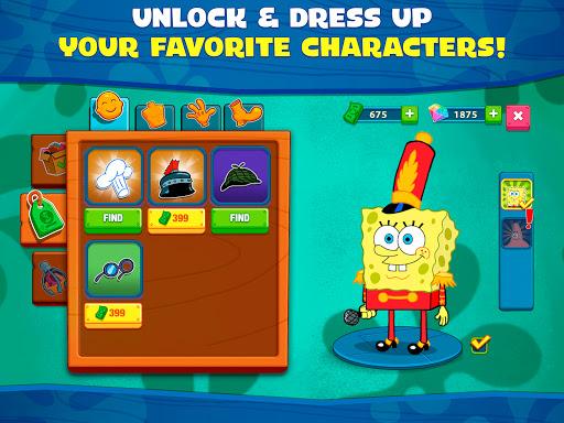 SpongeBob: Krusty Cook-Off 1.0.38 screenshots 15
