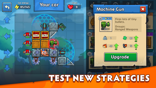 CarGoBoom Duel fights with custom build machines 0.3.2 screenshots 14