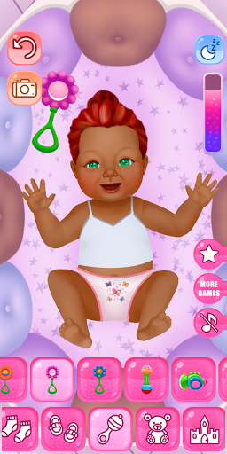 Baby Dress Up & Care screenshots 1