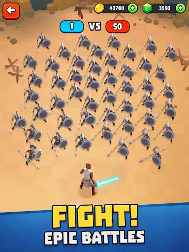 Battle Simulator: Warfare  screenshots 7