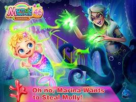 Mermaid Secrets 46-Magic Princess Birthday Party
