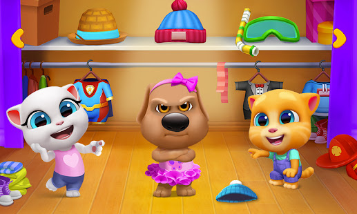 Image For My Talking Tom Friends Versi 1.7.4.5 4