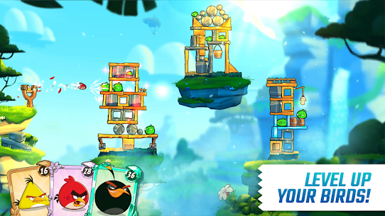 Angry Birds 2 MOD APK [Unlimited Gems] 2