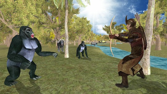 Wild Gorrila Hunter: Masters For Pc – Free Download For Windows 7, 8, 8.1, 10 And Mac 1
