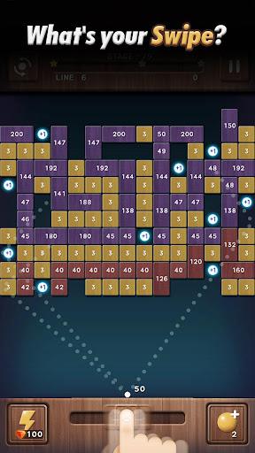 Swipe Brick Breaker: The Blast 1.0.52 screenshots 10