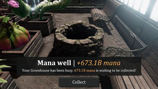 Wizards Greenhouse Idle  screenshots 7