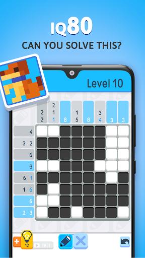 Nonogram - Logic Pic Puzzle - Picture Cross 3.18.5 screenshots 2