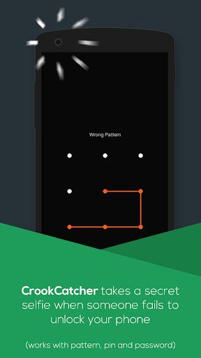 CrookCatcher - Anti Theft android2mod screenshots 1