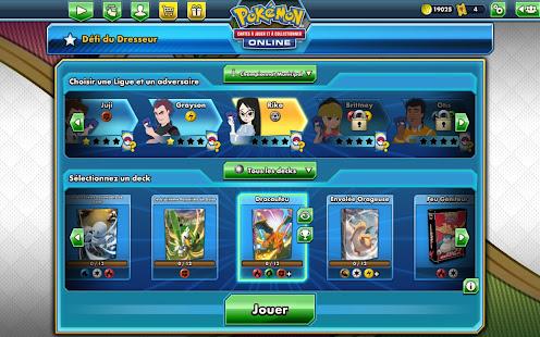 JCC Pokémon Online screenshots apk mod 5