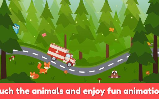 Car City Heroes: Rescue Trucks Preschool Adventure android2mod screenshots 13