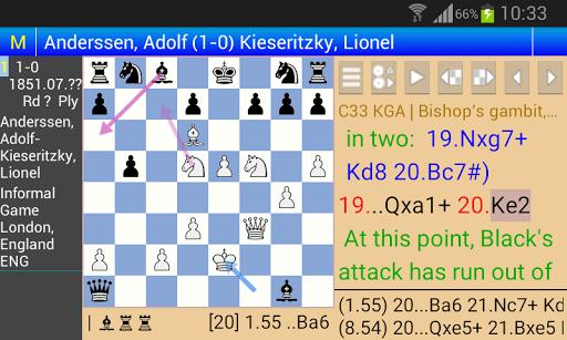 Stockfish Chess Engine (OEX)  Screenshots 3