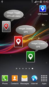 GPS Switch (Root) v1.2 Full MOD APK 2