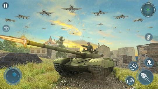 Call of Sniper World War: Special Forces WW2 Mod Apk (God Mode) 5