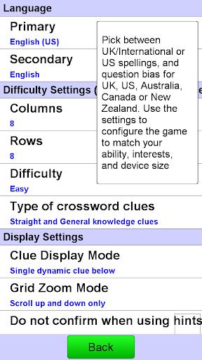 Crossword  screenshots 4