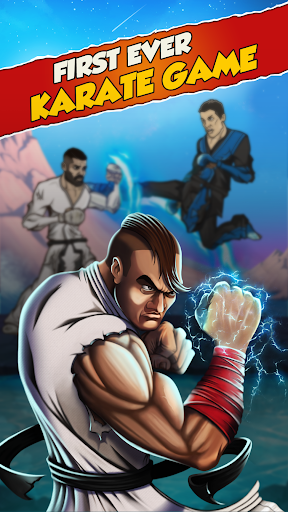 Karate Do - Ultimate Fighting Game 2.0.9 screenshots 1