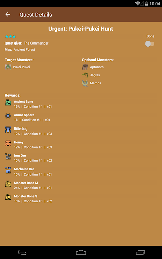 MHW Companion  screenshots 20