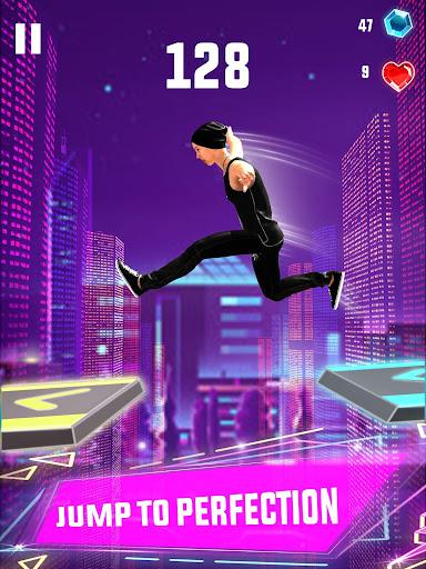 Sky Jumper: Parkour Mania Free Running Game 3D 2.0 screenshots 10