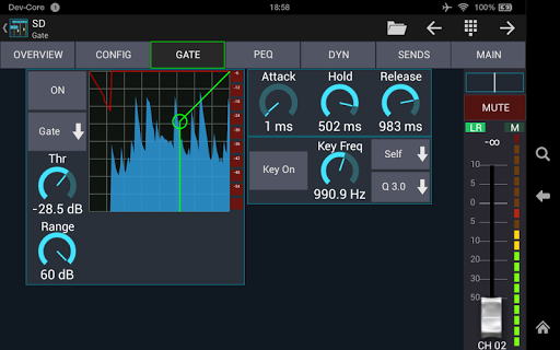 Mixing Station XM32 android2mod screenshots 9
