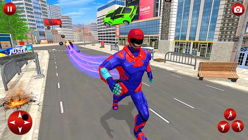 Superhero Robot Speed: Super Hero Game screenshots 8