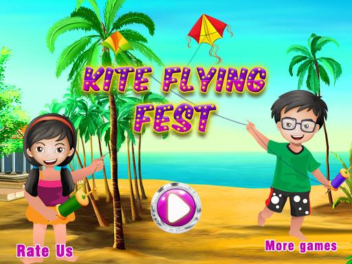 Kite Flying Fest: Layang Layang 1.0 screenshots 1