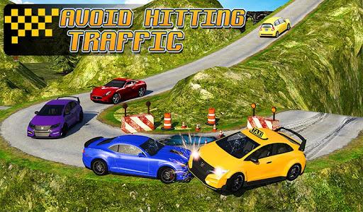 Taxi Driver 3D : Hill Station  screenshots 15