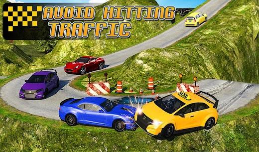 Taxi Driver 3D : Hill Station Mod Apk (Unlimited Money) 10
