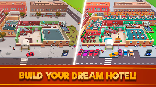 Hotel Empire Tycoon - Idle Game Manager Simulator 1.9.8 screenshots 1