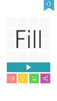 頭が良くなる 一筆書き パズルゲーム Fillのおすすめ画像5