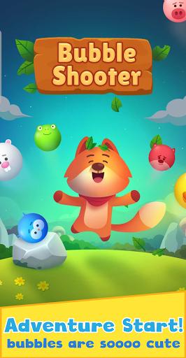 Bubble Shooter | 2021 puzzle adventure game 1.1.0 screenshots 1