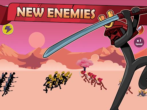 Stickman War Legend of Stick modavailable screenshots 19