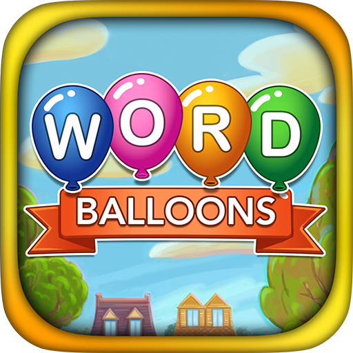 Word Balloons - Word Games free for Adults