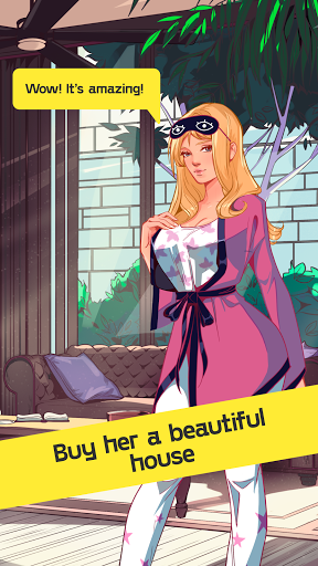 Lovesim: Your Hollywood Celebrity Girl android2mod screenshots 4