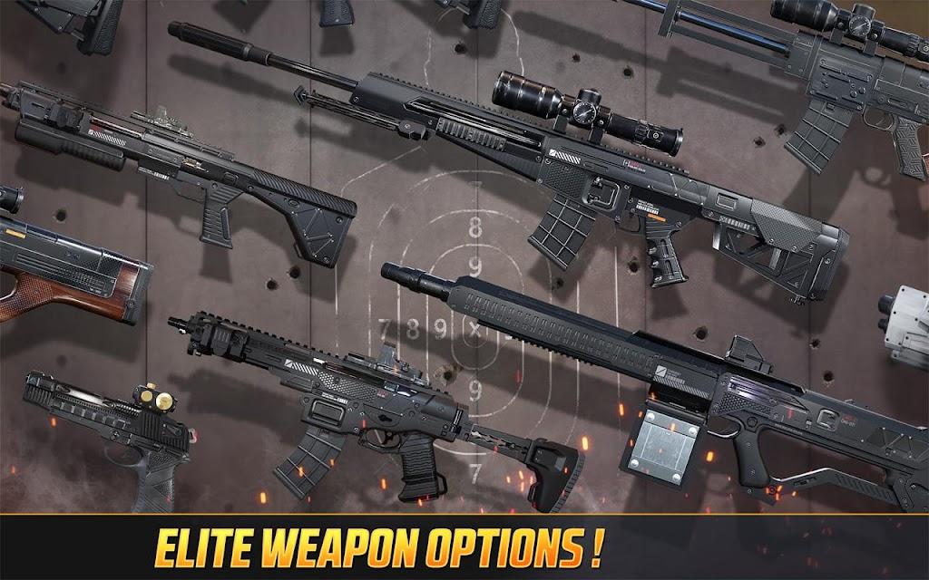 Kill Shot Bravo: 3D FPS Shooting Sniper Game  poster 5