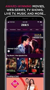 ZEE5: HiPi, News, Movies, TV Shows, Web Series 2