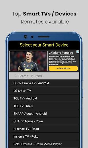 Smart TV Remote Control  Screenshots 3