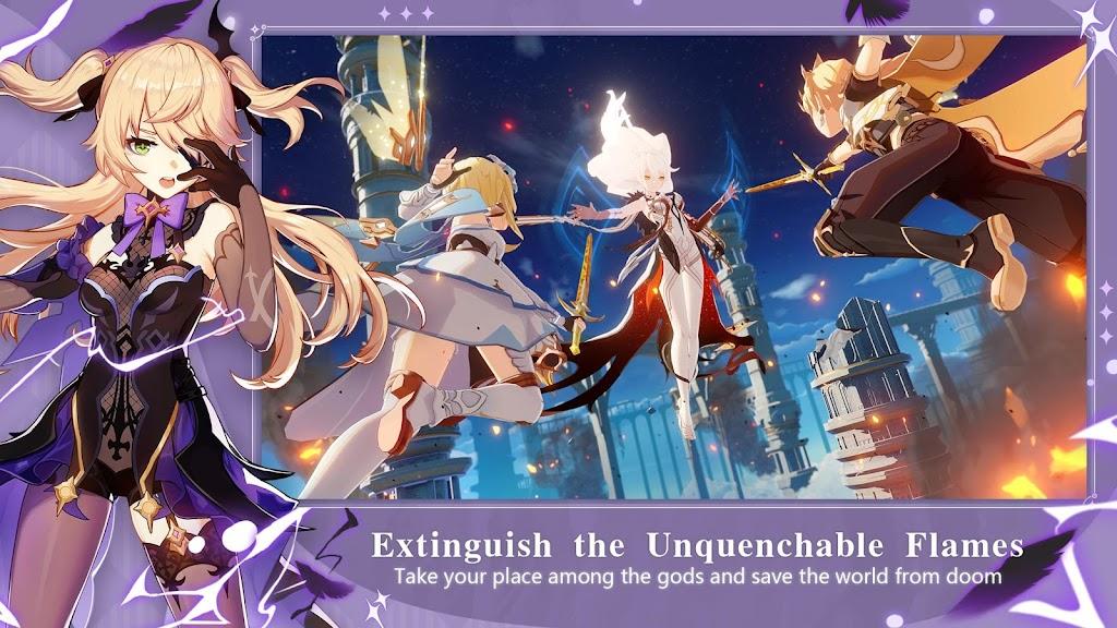 Genshin Impact  poster 4
