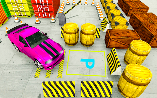 Furious Car Parking-Car Driving & Parking Game  screenshots 2